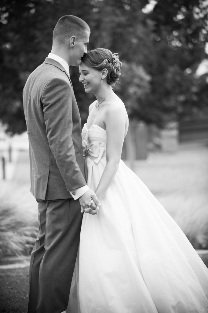 Pawlik Wedding 2014//First Look//Dan Dalstra Photography